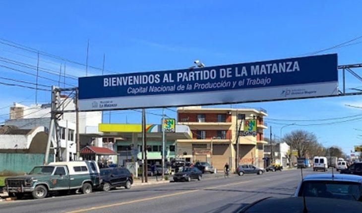 Un detenido tras una entradera en La Matanza
