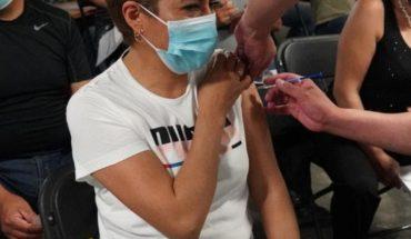 Vacuna Covid-19: Inmunizadas más de 1 millón 100 mil personas de 50 a 59 años en CDMX