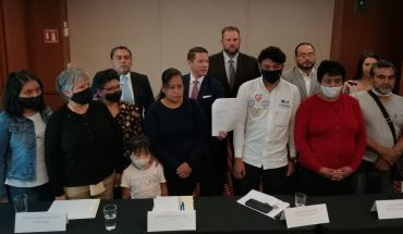 Víctimas de L12 demandarán en NY a constructoras de línea dorada