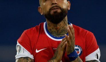 Vidal señala que Chile mostró buen nivel ante Argentina