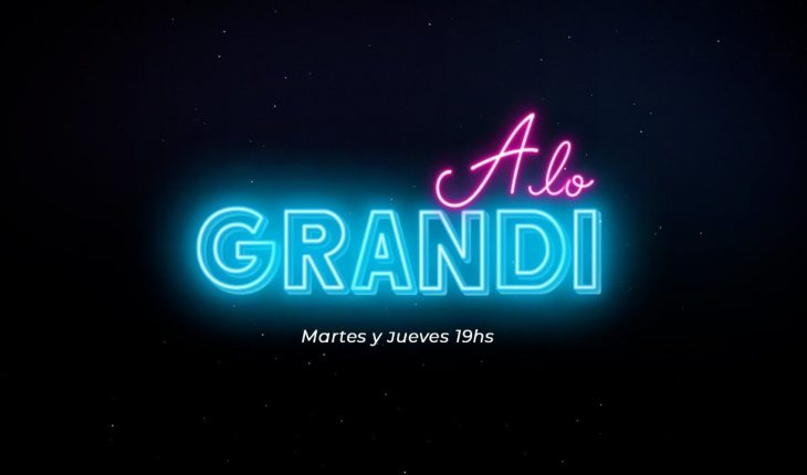 🟣 A LO GRANDI: NOCHE DE TAROT + LA ABUELA MÁS FAMOSA DE TIKTOK ❤️ (Programa 4 del 10/06/21)