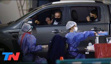Coronavirus en la Argentina: informaron 669 muertes y 27.628 nuevos casos en las últimas 24 horas