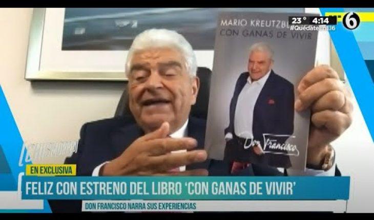 Don Francisco regresará a la televisión | El Chismorreo