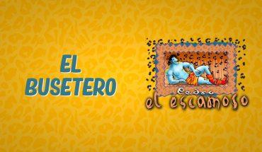 El Busetero - Pedro el Escamoso ♪ Canción oficial - Letra | Caracol TV