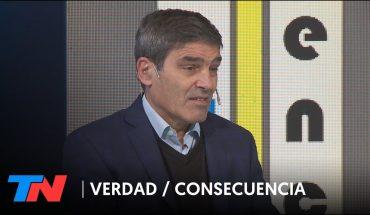 """Fernán Quirós: """"Las dos dosis disminuyen en un 98 por ciento la mortalidad"""" - VERDAD/CONSECUENCIA"""