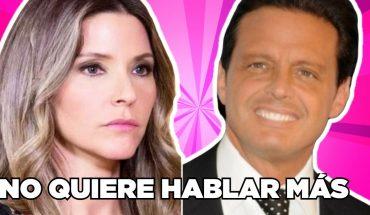 Issabela Camil evita preguntas sobre Luis Miguel | El Chismorreo