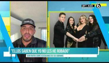 Juan Rivera en problemas por herencia de Jenni Rivera | El Chismorreo