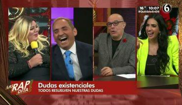 La Bigchota llega a conquistar a Mauricio Castillo | Las Rapiditas