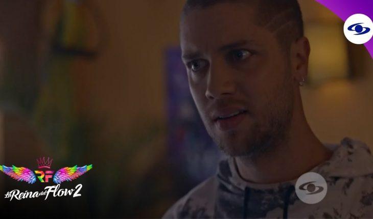 La Reina del Flow 2: Erik confronta a Ligia y la culpa de permitir que lo robaran cuando era bebé