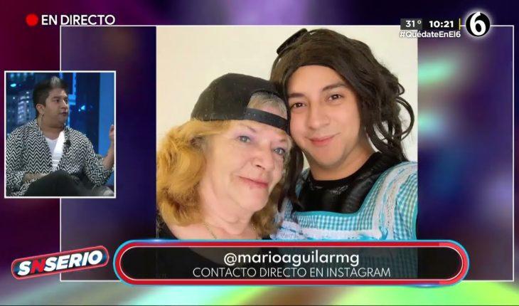 La difícil situación económica de Mario Aguilar   SNSerio