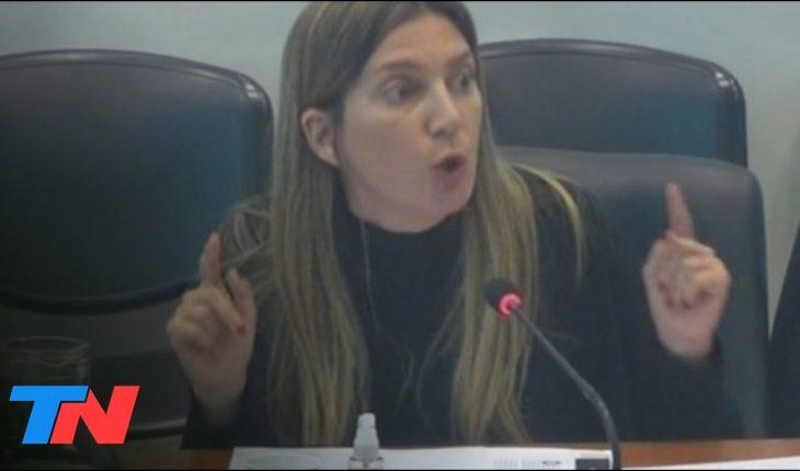 """Lospennato: """"No vamos a permitir que les roben el futuro a nuestros hijos. No van a poder"""""""