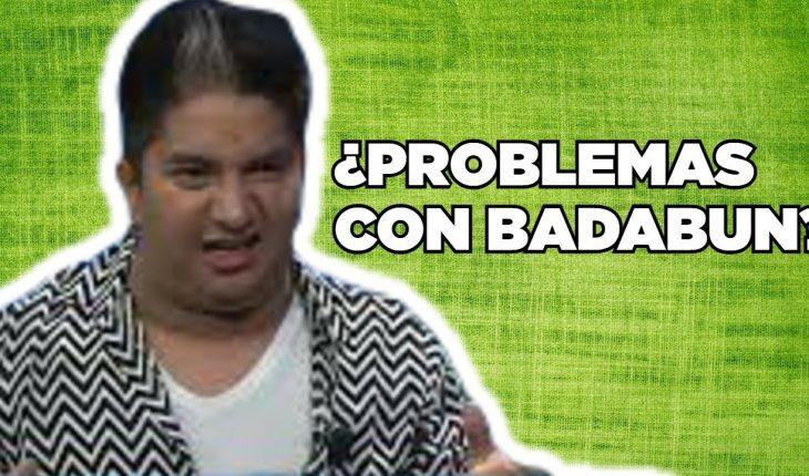 Mario Aguilar llama 'tóxicos' a Badabun | SNSerio