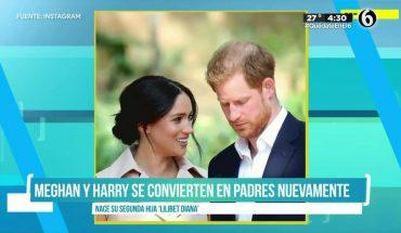 Meghan y Harry se convierten en padres de nuevo   El Chismorreo