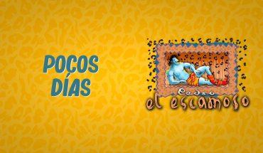 Pocos días - Pedro el Escamoso ♪ Canción oficial - Letra | Caracol TV