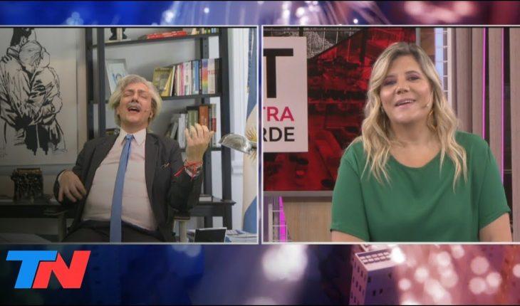 """Alberto"" en NUESTRA TARDE - TARICO FAKE NEWS"