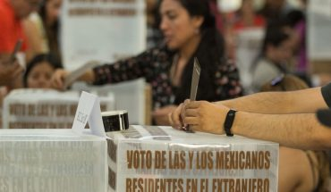Voto extranjero supera el 50 por ciento