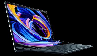 ZenBook Duo 14 UX4: Una notebook distinta a todas
