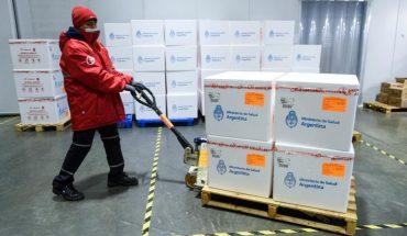350,000 doses of Sputnik V component 2 arrived