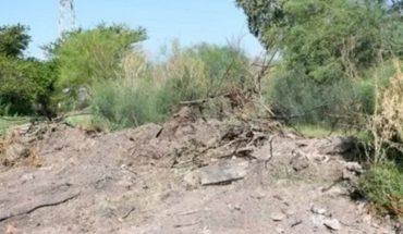 Aquejan wastelands in La Ferrocarrilera de Los Mochis