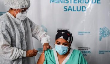 Argentina doubled the rate of vaccination in the last 14 days