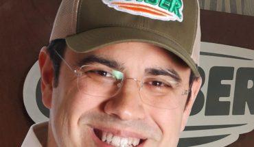 Berna Antelo wishes César Guerrero success in the next legislature