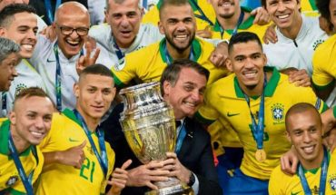 Brazil's Supreme Court begins trial on Copa America with three votes in favor
