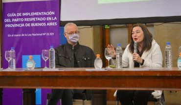 Buenos Aires Province approved the Respected Childbirth Implementation Guide