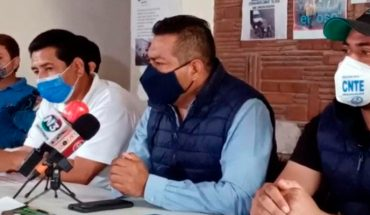 CNTE Michoacán demands that the Prosecutor's Office respond to its complaints