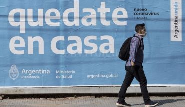 Coronavirus in Argentina: how do restrictions continue over the weekend?