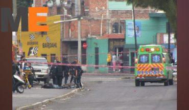 Couple shot, woman dies in Zamora, Michoacán
