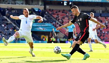 Croatia drew 1-1 with Czech Republic and saved from a premature goodbye