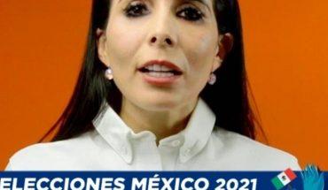 Daughter of Alma Rosa Barragán, virtual winner in Moroleón