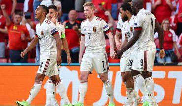 De Bruyne led Belgium to a 2-1 win over Denmark