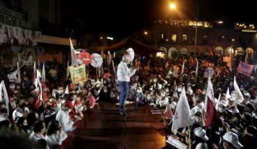 Do not waste your vote, only Morena represents a real change: Bedolla