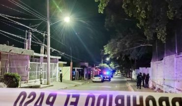Dulce María was killed outside her home in Culiacan