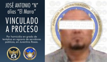 'El Marro', leader of the Santa Rosa de Lima Cartel, is linked to the trial