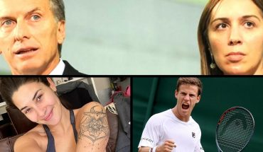 Elections in Jujuy; Weather violet alert; The Argentines make their Wimbledon debuts; Florencio Randazzo will be a candidate for deputy; Cafiero's response to Luis Juez and much more...