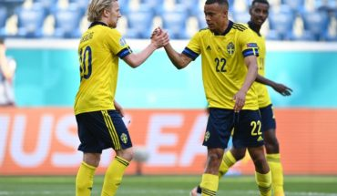 Euro 2020: Sweden defeated Slovakia and dreams of qualifying