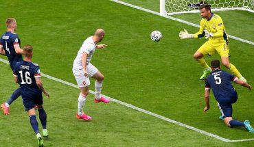 European Championship: Czech Republic won 2-0 against Scotland