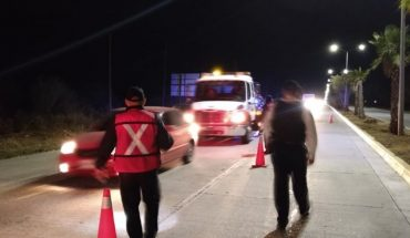 Five drunk drivers were sanctioned in Ahome