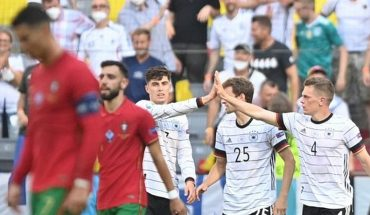 Germany shook off the loss to France with a convincing win over Portugal at the European Championships