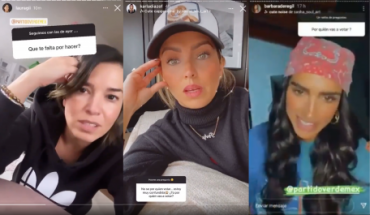 INE ordered 30 influencers to remove videos in favor of PVEM from networks