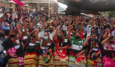 Indigenous communities in Michoacán fight for self-government