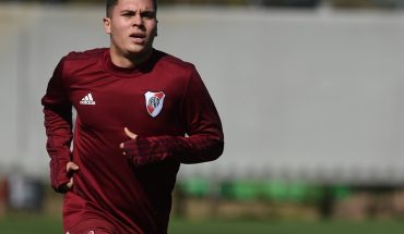 "Juanfer Quintero: ""I don't regret the decision to leave River"""