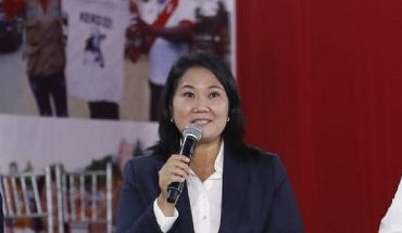 Keiko Fujimori's party will try again to validate petitions for annulment declared inadmissible