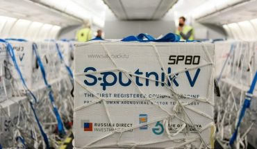 Landed the plane with Sputnik vaccines and the active component to produce