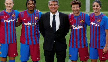 Laporta and his desire for the renewal of Messi