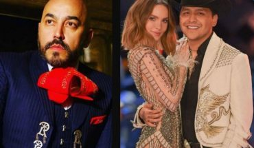 Lupillo Rivera responds to Christian Nodal's video; fans report gender-based violence