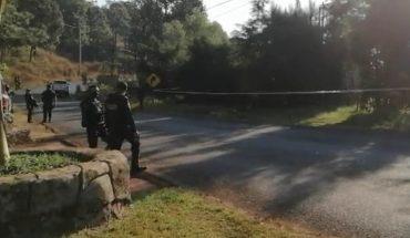 Man's body shot found in a lemon orchard in Buenavista