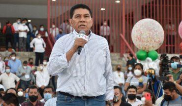 Mario Moreno will contest Evelyn Salgado's virtual triumph in Guerrero
